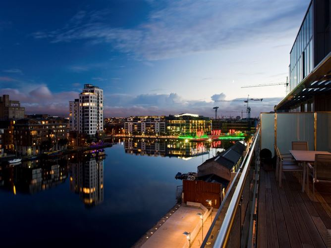 Main image for Penthouse at The Waterfront, Grand Canal Dk, Dublin 2