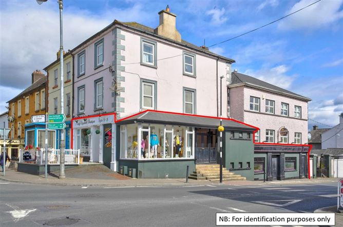 Image for The Angler's Rest, Market Square, Bunclody, Co. Wexford