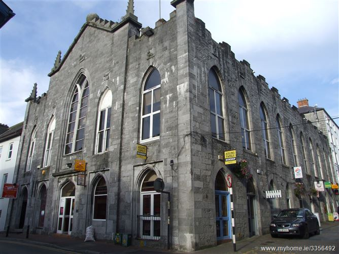 Cathedral Buildings, Middle Street, City Centre, Galway
