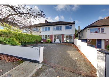 Main image of 76 Taney Crescent , Goatstown,   Dublin 14