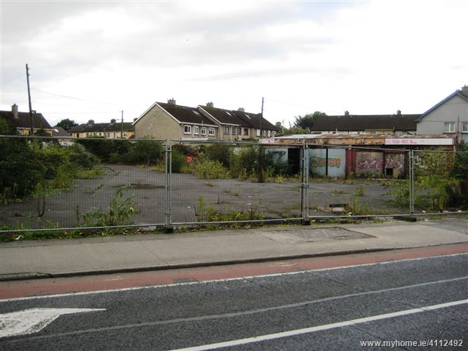 Photo of Yard at Dublin Road/Pennywell, Dublin Road,   Limerick City