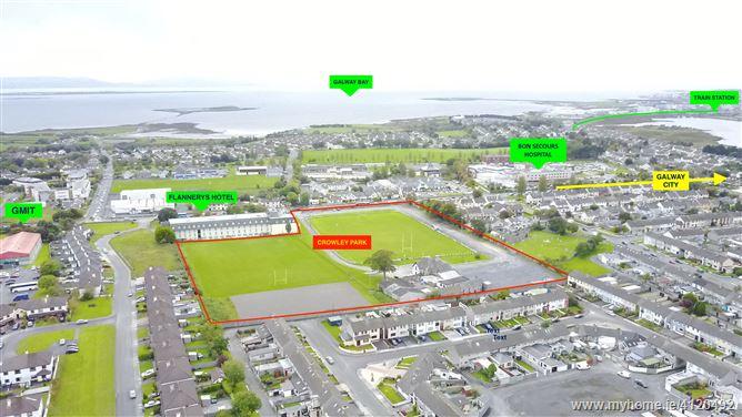 Crowley Park (Galwegians RFC), Dublin Road, Renmore,   Galway City