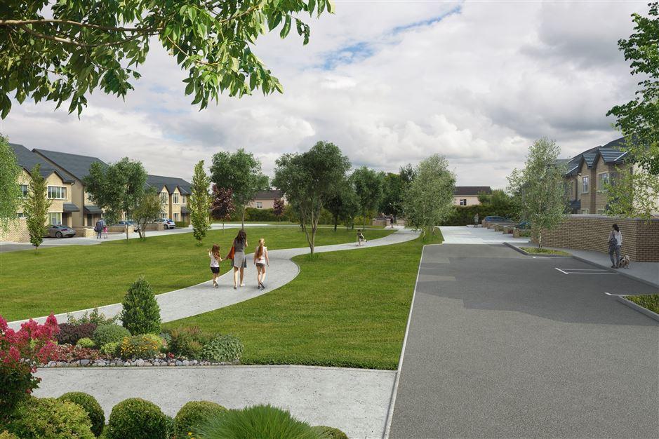 Castlewellan Park - Celbridge, Co. Kildare