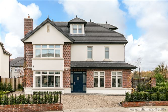 """ The Berkeley "" Clairville Lodge, Streamstown Lane, Malahide, Dublin"