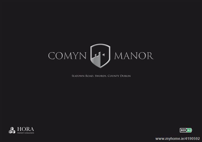 Comyn Manor, Seatown Road, Swords, County Dublin