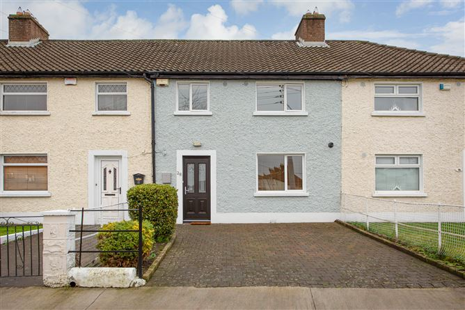 Main image for 28 Mangerton Road, Drimnagh,   Dublin 12