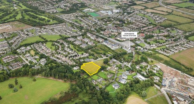 Main image for Site at Turvey Avenue, Donabate, Co. Dublin