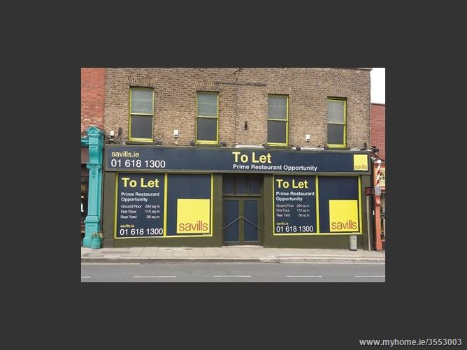 Photo of TERMS AGREED - Prime Restaurant Opportunity - 7-9 Rathgar Road, Rathmines, Dublin 6