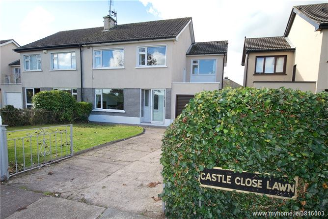 4 Castle Close Lawn, Blarney, Co. Cork, T23 PK52