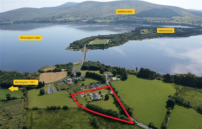 Main image for Greenhaven Residence With Garage On C. 2.5 Acres, Humphreystown, Valleymount, Blessington, Wicklow