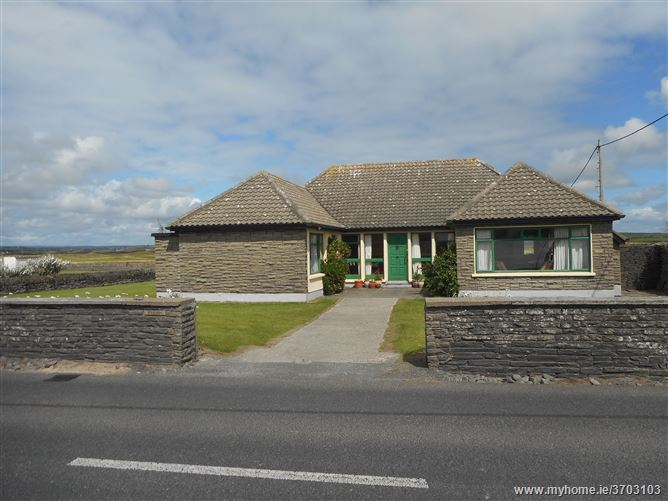 Klondyke, Liscannor Road, Lahinch, Clare