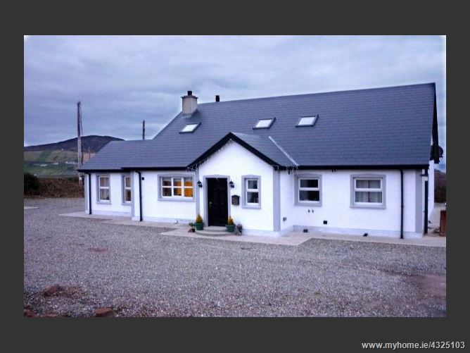 Main image for Red Rock Cottage - Culdaff, Donegal