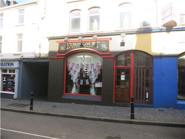 Kings Court,22 North St, New Ross, Wexford