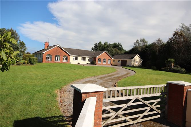 Main image for Shaney House, Colbinstown, Kilcullen, Kildare