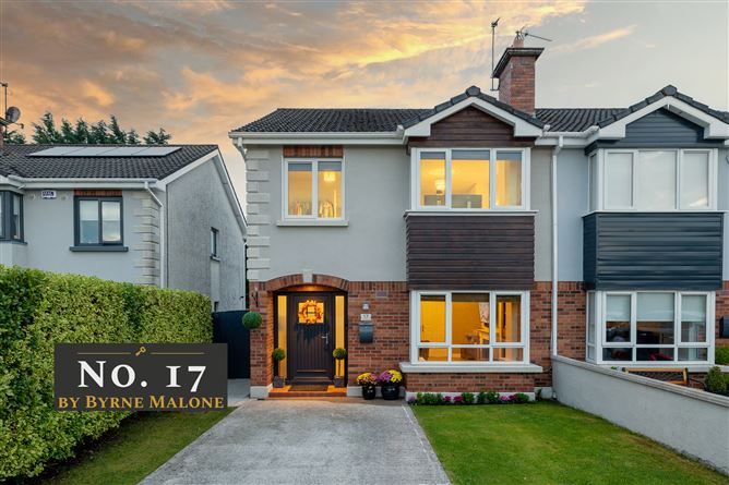 Main image for 17 The Crescent, Curragh Grange, Newbridge, Kildare