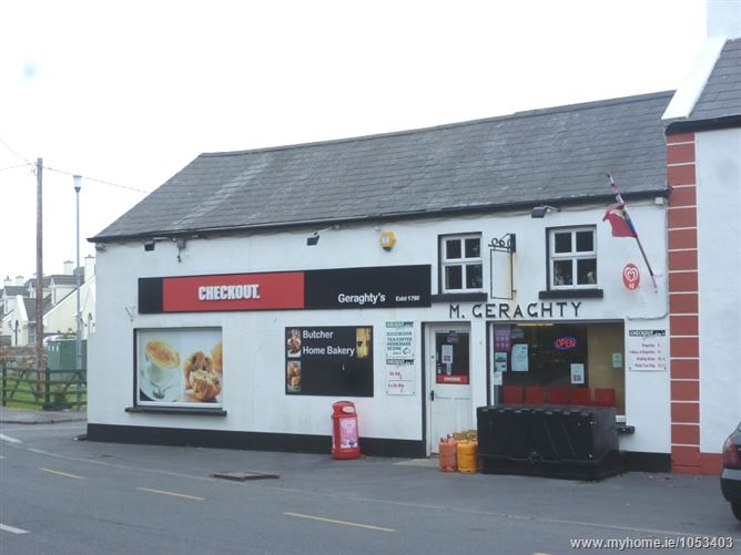 Main image for Geraghty's Supermarket, Carna, Connemara, Co Galway