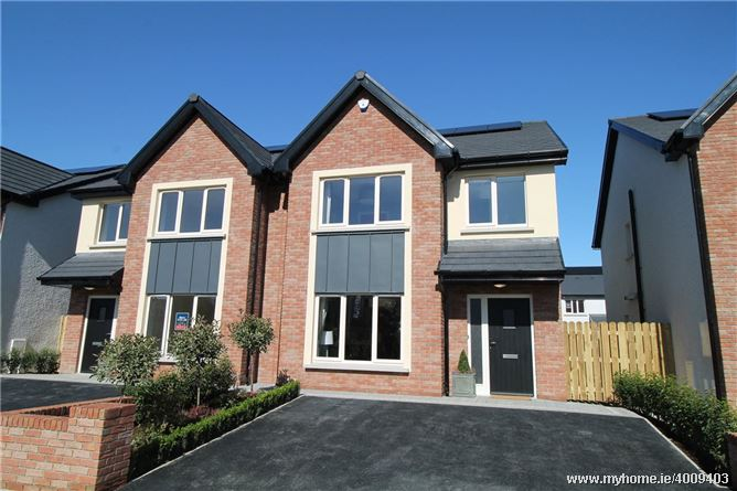 Type D House, Dun Eimear New Homes, Eastham Road, Bettystown, Co Meath