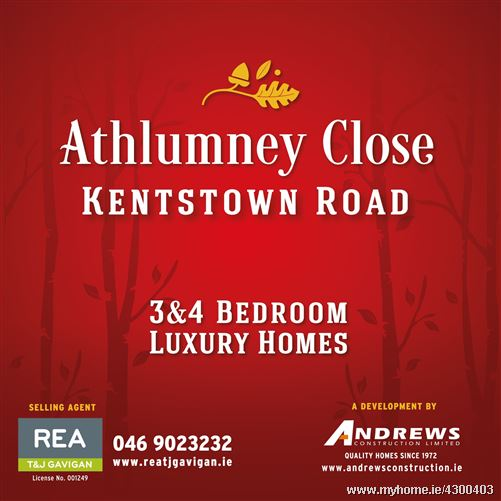 Athlumney Close, Kentstown Road, Navan, Meath