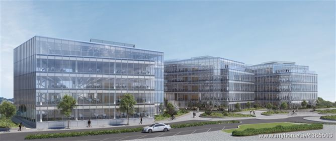 Main image for F3 The Campus, Cherrywood, Loughlinstown, Dublin 18