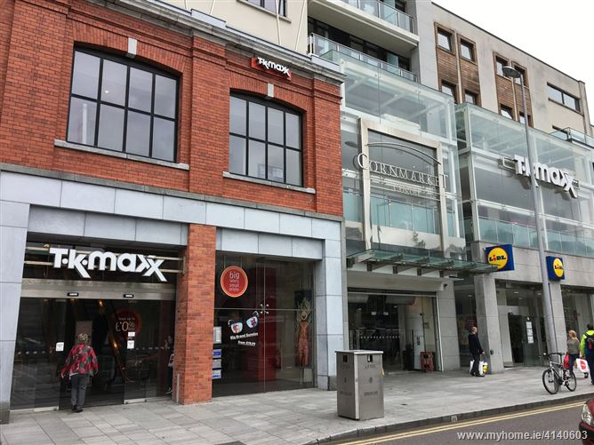 Cornmarket Shopping Centre, City Centre Sth, Cork City