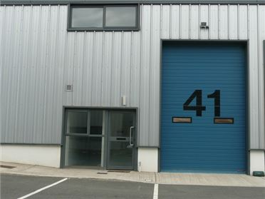 Main image of Unit 41 Newtown Business & Enterprise Centre, Newtownmountkennedy, Wicklow