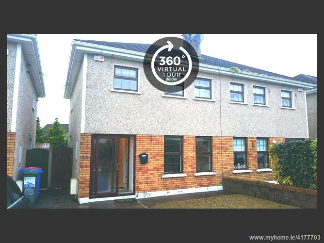 22 The Groves, Wyndham Downs , Ballincollig, Cork