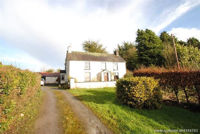 Castleross on approx. 15 Acres, Gorraun, Roscrea, Co Tipperary, E53 V201