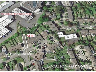Main image of Infill Site C. 210 Square Metres, Beechmount Drive,, Clonskeagh, Dublin 14