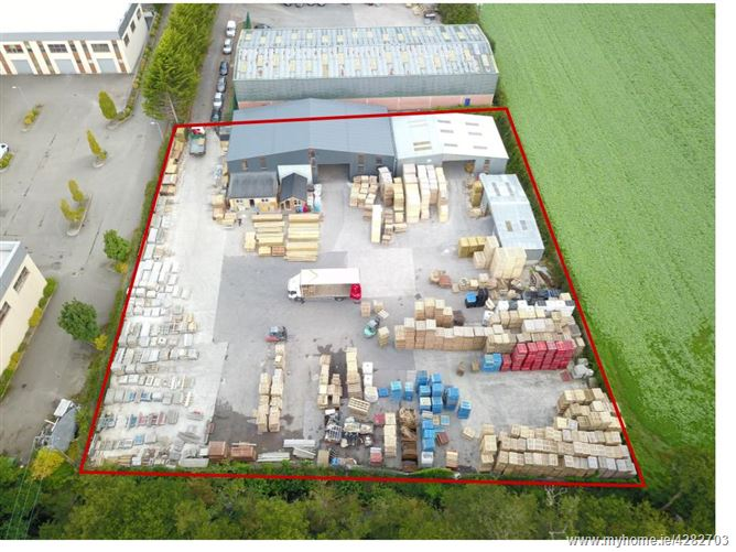 Brooklodge Industrial Estate, Glanmire,   Cork City