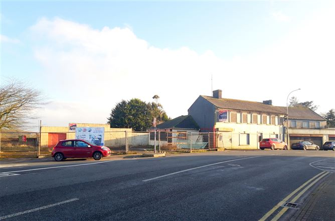 Main image for Former Petrol Station & Shop, Main Street, Watergrasshill, Cork