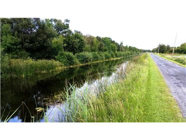 Photo of Canal Line, Gallen, Ferbane, Co. Offaly