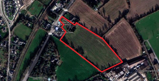 Main image for Arklow Road,(Approx. 10.13 Acres),Gorey,Co. Wexford