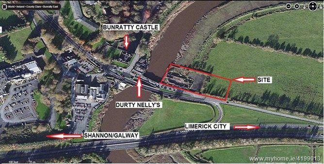 Former Avoca Site, c. 1.5 Acres, Bunratty, Clare