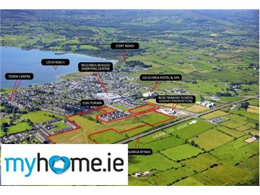 Photo of Development Lands at Cosmona, Loughrea, Co. Galway