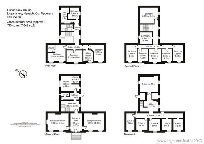 Lissaniskey House, Lissaniskey, Nenagh, Co. Tipperary, E45 VW88