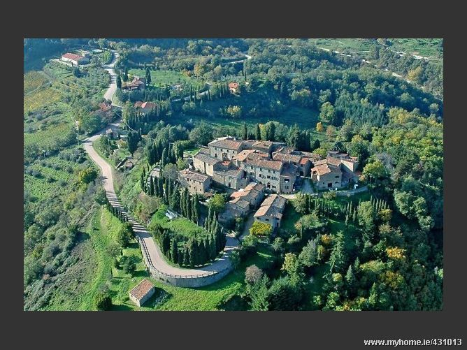 Main image for Quercia, Gaiole in Chianti, Tuscany, Italy