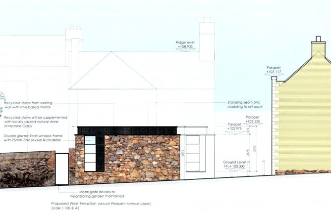 Main image for Site to rear of 35 Mount Pleasant Square , Ranelagh, Dublin 6