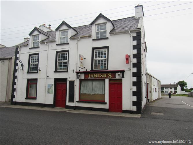 Main Street, Ballintra, Donegal