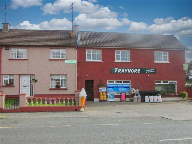 Main image for Traynor's Shop & 28 O'Duffy Terrace, Carrickmacross Road, Ballybay, Co. Monaghan