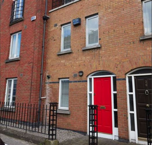 Main image for 27 Kings Inns Court, Dublin 7, Dublin