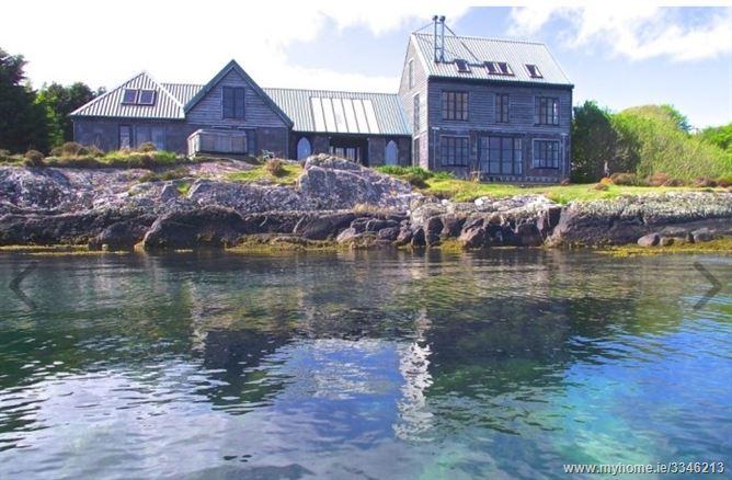 Mermaid Isle, Illaundrane, Sneem, Kerry