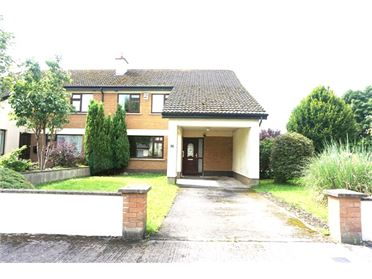 Main image of 26 Liffey Drive, Newbridge, Kildare