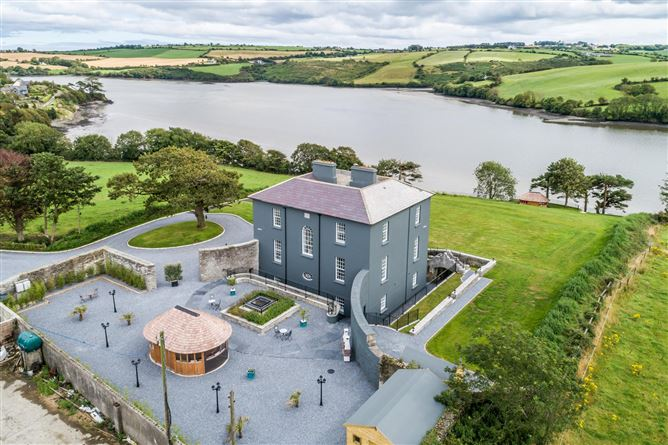 Main image for Ballywilliam House, Kinsale, Georgian Waterfront Sanctuary,Ballywilliam