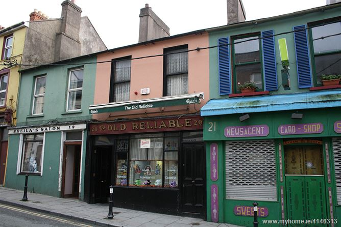 The Old Reliable, 20 Shandon Street, City Centre Nth, Cork City