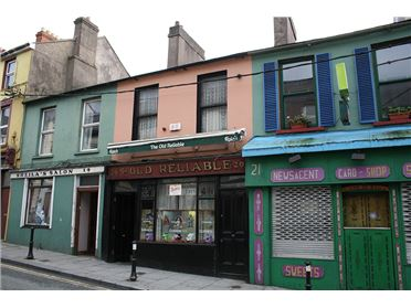 Main image of The Old Reliable, 20 Shandon Street, City Centre Nth, Cork City