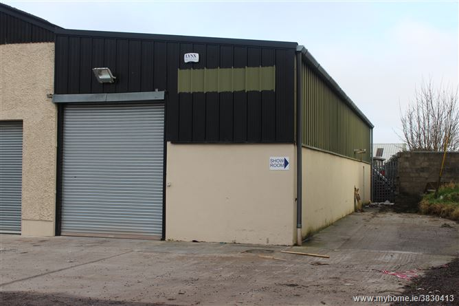 Industrial Unit With Small Yard Beechmount Home Park Navan