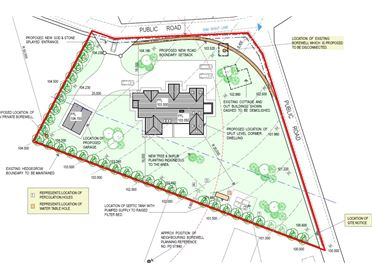 Photo of Site With Full Planning Permission, Knockyoolahan West, Clonea Upper, Dungarvan, Co Waterford