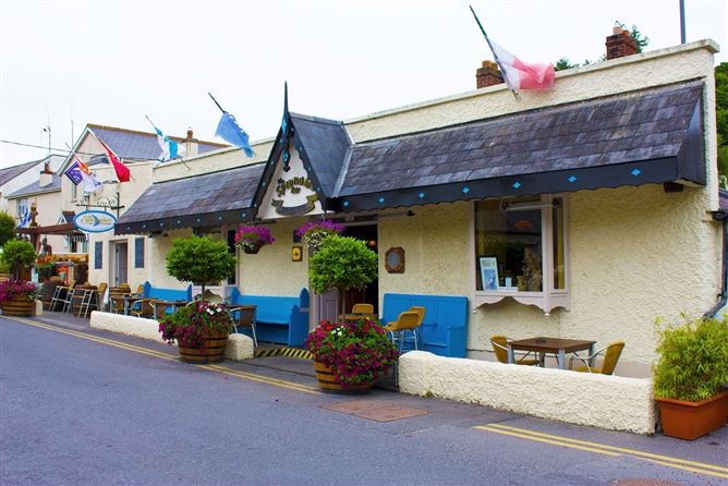 The Spinnaker Bar & Restaurant, Dunmore East, Waterford
