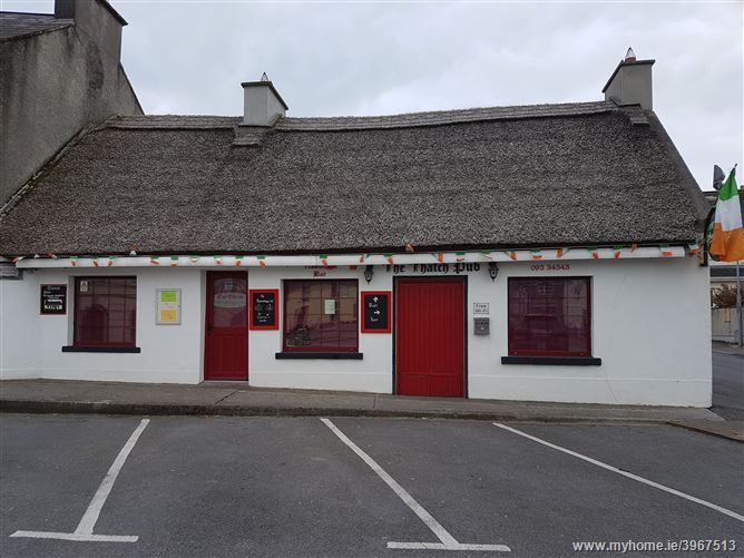 The Thatch Pub , Headford, Galway