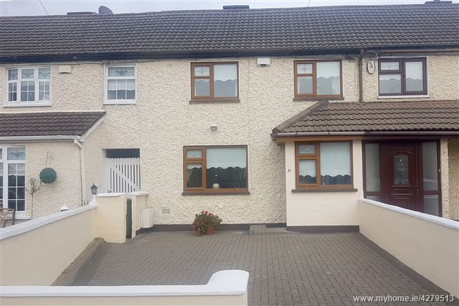 37 Ballyshannon Avenue, Coolock, Dublin 5